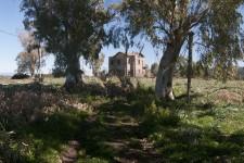Ula Tirso villaggio Enel abbandonato di Santa Chiara